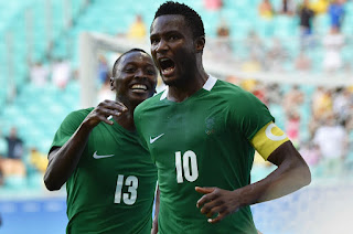 Almost Done! John Obi Mikel To Olympique Marseille