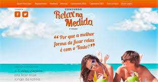 Concurso Relax Na Medida 2017