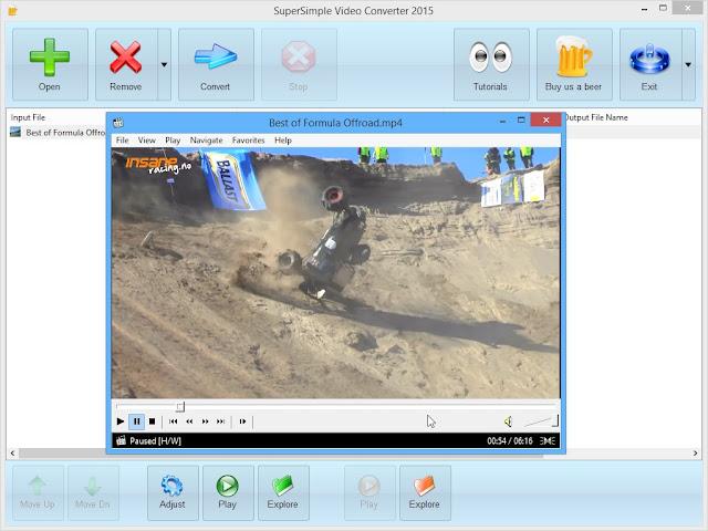 برنامج محول الصيغ للكمبيوتر مجانا برابط مباشر