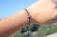 lauren banawa, etsy shop, simple beaded bracelet, minimalistic bracelet