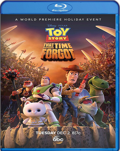 Toy Story That Time Forgot [BD25] [2014] [Latino]