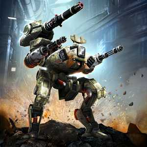 Walking War Robots Android MOD APK İndir