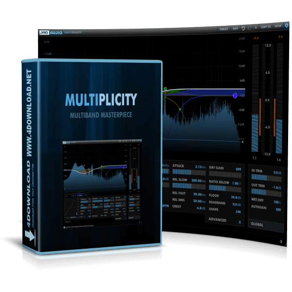 DMG Audio - Multiplicity v1.01 Full version