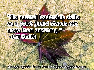 nature leadership