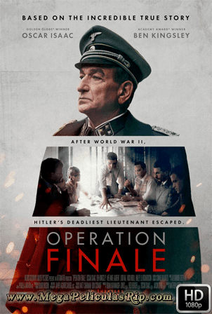Operation Finale [1080p] [Latino-Ingles] [MEGA]