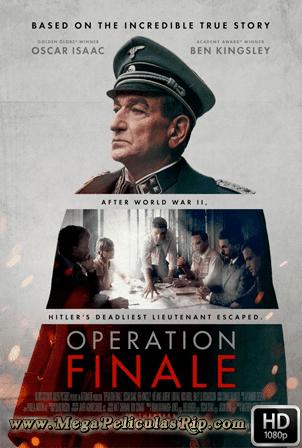 Operation Finale 1080p Latino