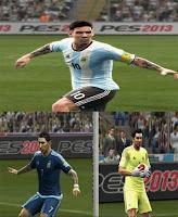 Argentina Copa America Centenario USA 2016 GDB