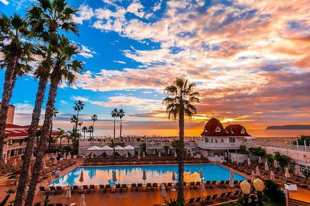 Passeio pela Ilha de Coronado em San Diego
