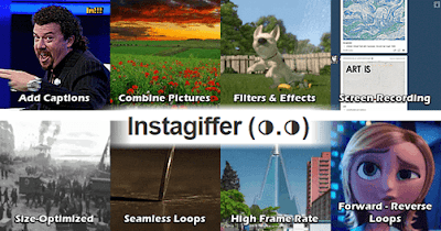 Instagiffer, Ο Καλύτερος Δωρεάν Video to Gif Converter, Editor, Recorder