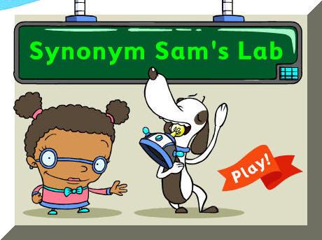 technology synonyms language teaching synonym enjoy games skills practice smart board using