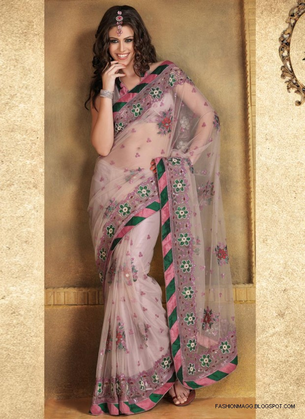 Fashion Amp Style Saree Designs Saree Designs For Summer New Latest Collection 2013