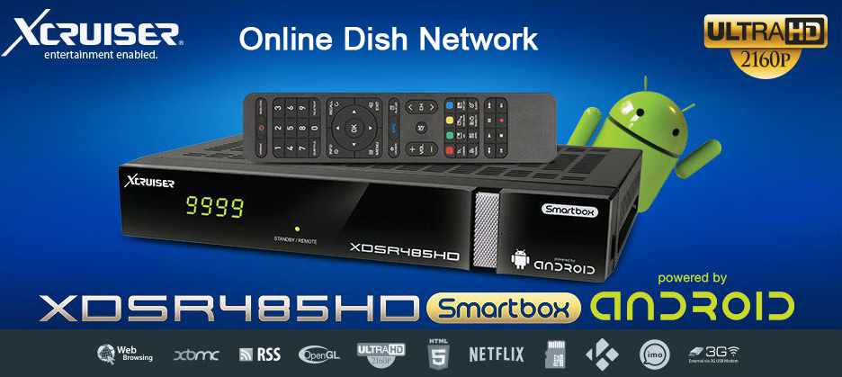 Dish Receivers: A Complete List (2019 Updated) - Online Dish