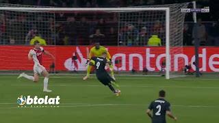اهداف مباراة ريال مدريد 2-1 أياكس أمستردام 13-02-2019 دوري أبطال أوروبا