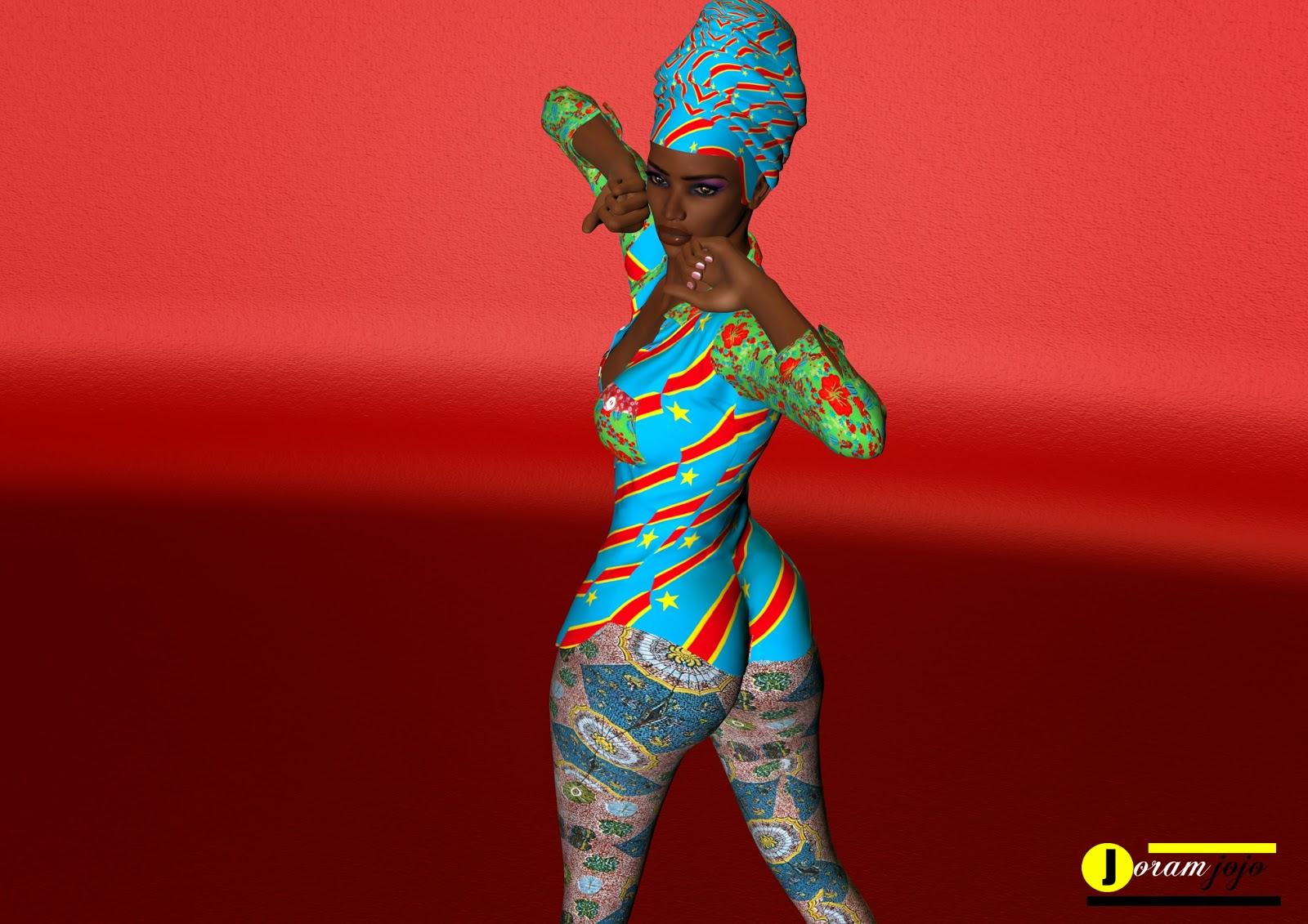 Democratic Republic Of Congo The Congolese Fashion Cult Part1