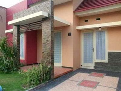 15+ Warna Cat Rumah Sederhana Bagian Luar Yang Bagus ...