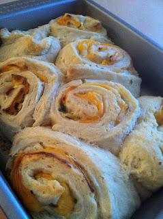 cheddar rolls