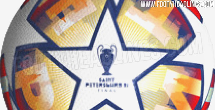 Petersburg Design To Be Replaced - Adidas 2021 Champions ...
