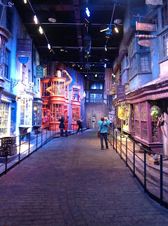 Diagon Halley Maghi Harry Potter Londra