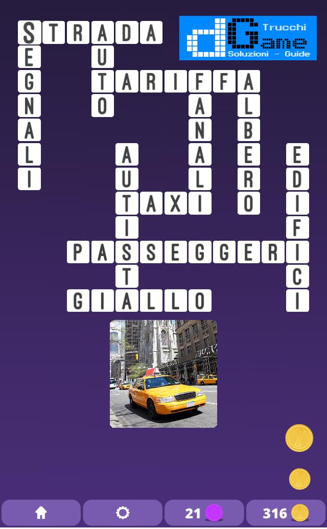 Soluzioni One Clue Crossword livello 5 schemi 2 (Cruciverba illustrato)  | Parole e foto