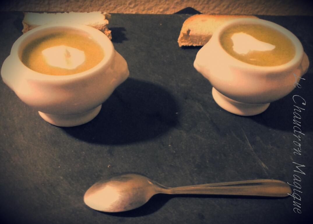 Le chaudron magique monsieur cuisine la soupe de - Robot pour faire la soupe ...