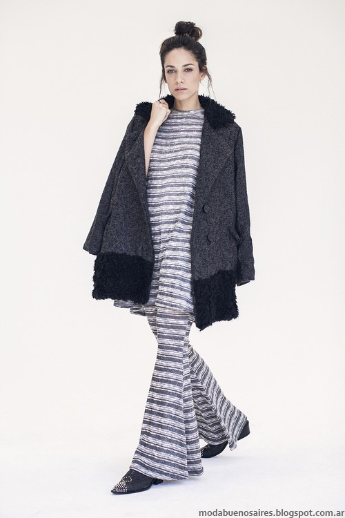 Moda otoño invierno 2016 ropa de mujer Ossira.