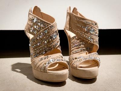 fotos de Zapatos de Quinceañeras