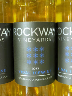 Rockway Vineyards Vidal Icewine 2013 (90 pts)