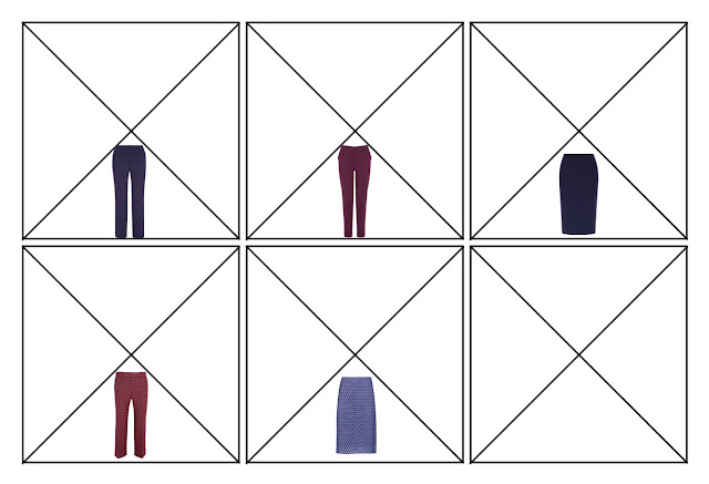 Низы капсульного гардероба