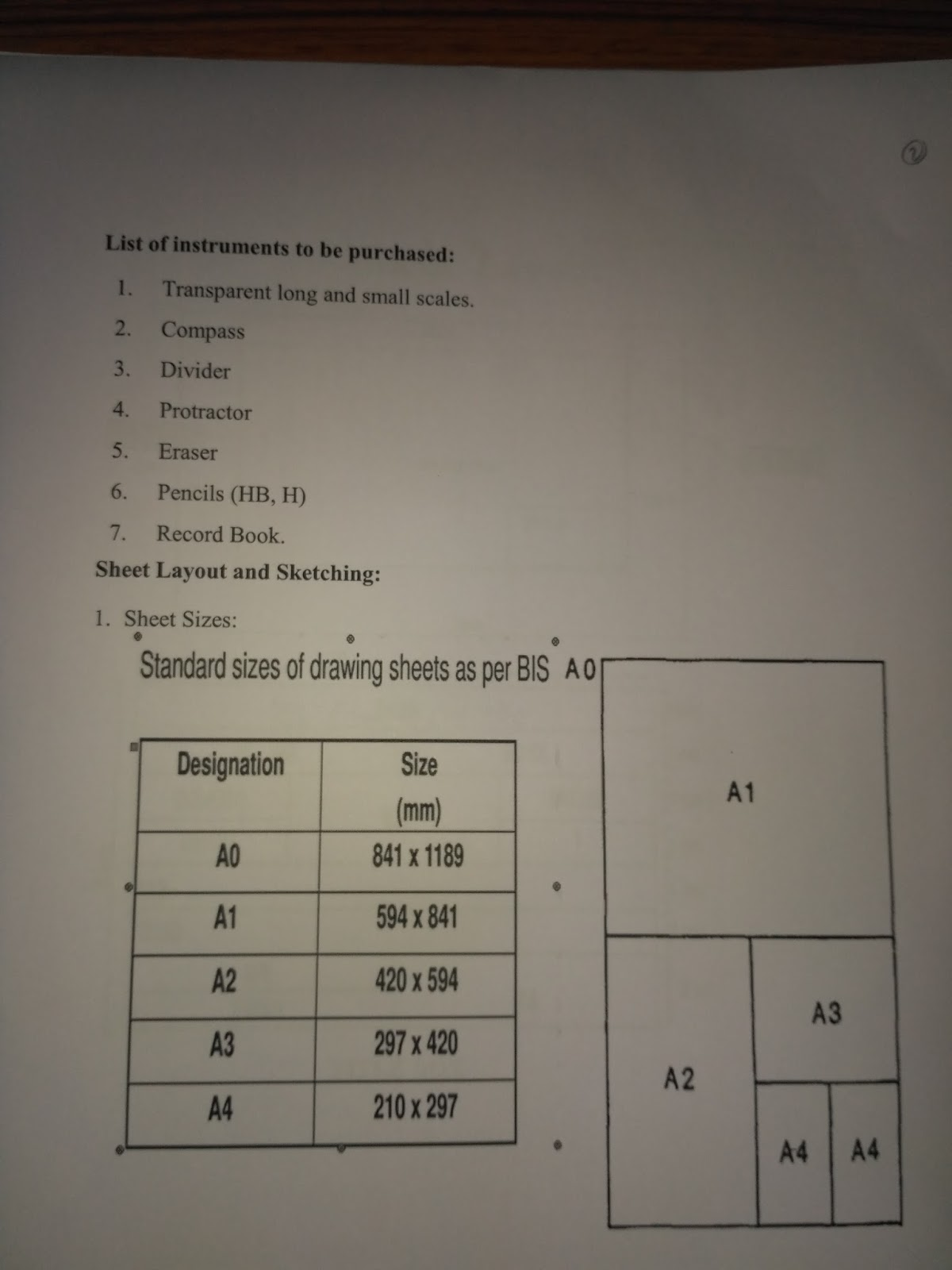 Introduction To Graphics Or Engineering Drawing Reference Figures