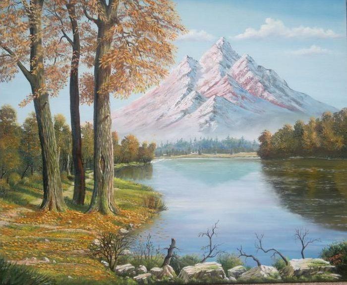 Сербский художник. Pedja Milovanovic