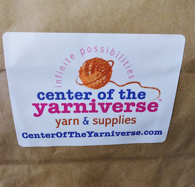 A new yarn shop in town, Center of the Yarniverse.