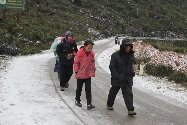 Ha Giang romantic snowy season 4