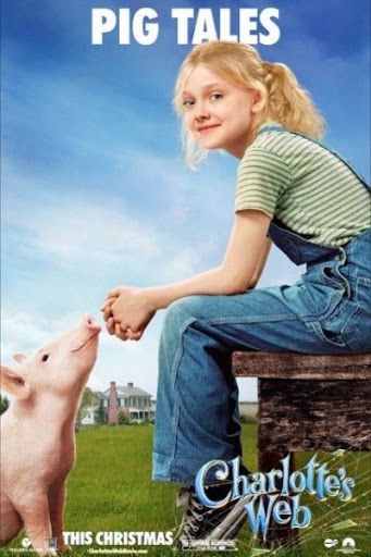 Charlotte's Web 2006 Hindi Dual Audio 350MB BluRay 480p ESubs