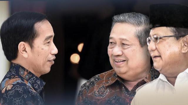 Sudah Seharusnya Prabowo-SBY Jadi Negarawan dan Bersatu Lawan Jokowi