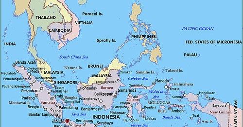 34 Provinsi Di Indonesia Beserta Ibukotanya