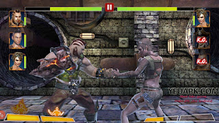Hack Street Shadow Fighting Champion Full Tiền