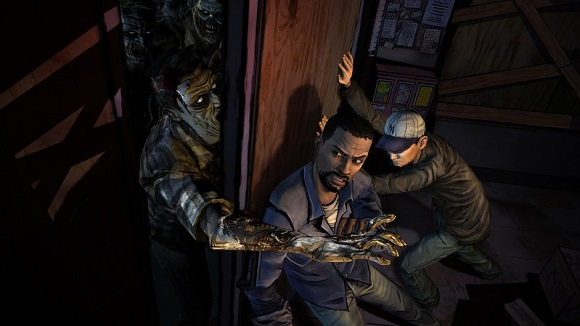 The Walking Dead Complete First Season PC Full Version Screenshot 1