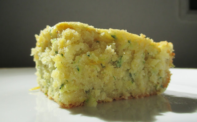 Lemon-Rosemary Zucchini Bread