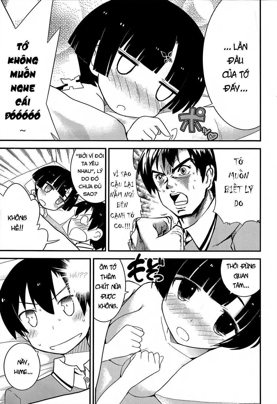 Ore no Kanojo To Osananajimi Ga Shuraba Sugiru