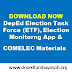 DepEd Election task Force (ETF) and Comelec Materials/Resources