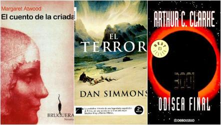 cubierta-libros-Cuento-de-la-criada-El-terror-de-dan-simmons-y-3001-odisea-final