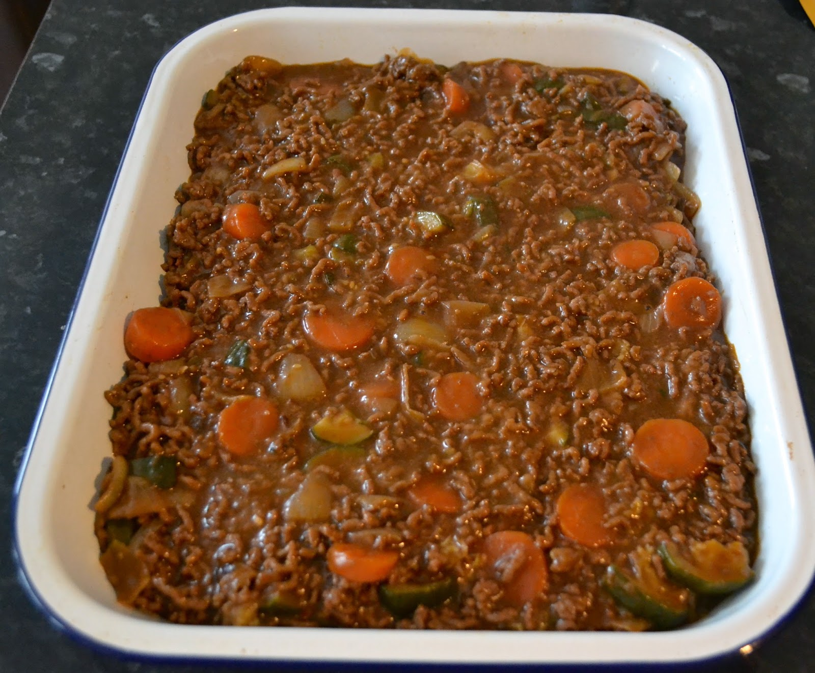 Recipe cottage pie meat cooking how to