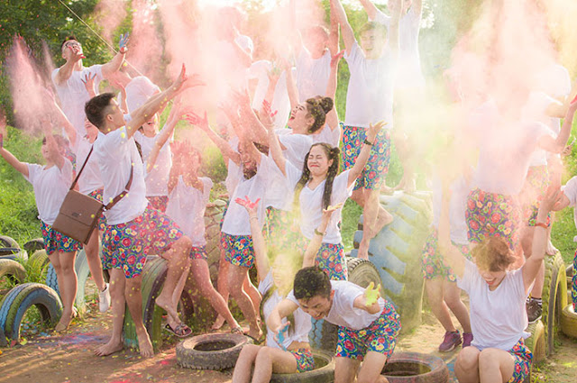 Sản phẩm học Photoshop tại Thanh Trì của học viên tại Việt Tâm Đức