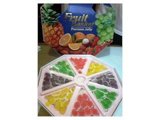 Grosir Jelly Candy Surabaya Fruit Basket