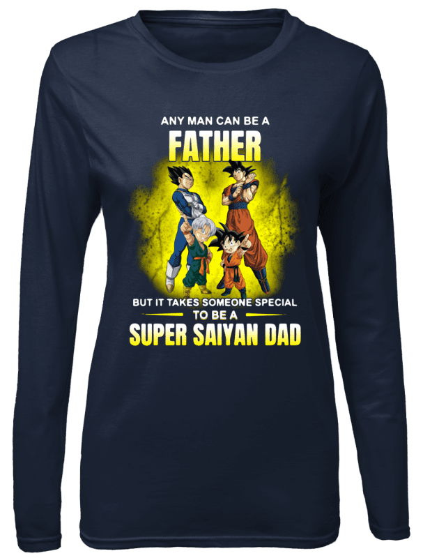 6c297ea3 A father but it takes someone special to be a Super Saiyan dad sweater -  vuongthucnhan-daknong's blog