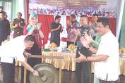 Bupati Kep. Selayar Canangkan Bakti TNI KB Kesehatan Terpadu 2017