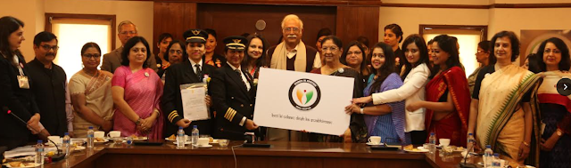 WAI Hosted the Unveiling of Slogan on the occasion of International Women's Day