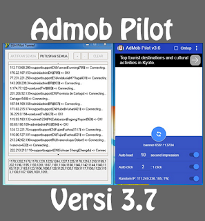 Download Admob Pilot v3.7 Blackhat full Crack