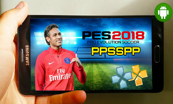 Download PES 2018 PPSSPP/PSP/PC/ANDROID Obb Data Game