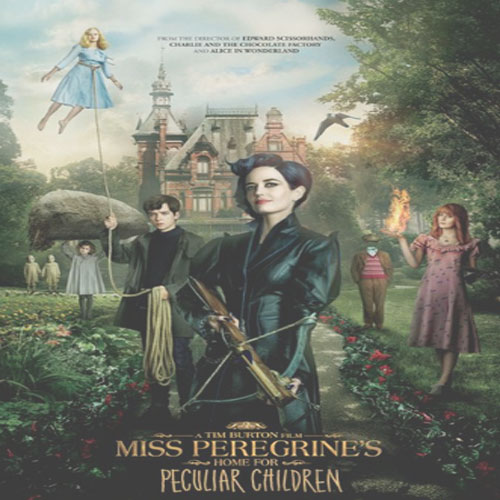 Miss Peregrine's Home for Peculiar Children, Miss Peregrine's Home for Peculiar Children 2016, Miss Peregrine's Home for Peculiar Children Poster, Miss Peregrine's Home for Peculiar Children Film, Miss Peregrine's Home for Peculiar Children Synopsis, Miss Peregrine's Home for Peculiar Children Review, Miss Peregrine's Home for Peculiar Children Trailer